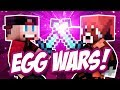 OVERPOWERED EGG WARS BATTLE!
