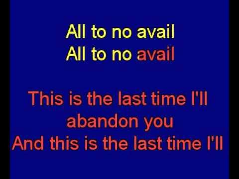 Muse   Stockholm Syndrome Karaoke
