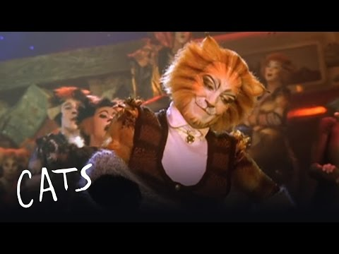Skimbleshanks the Railway Cat Part 1 | Cats the Musical