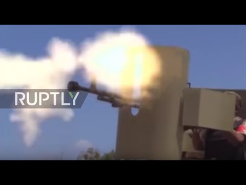 Libya: Battle for Sirte continues as Tripoli-backed forces claim 70% control