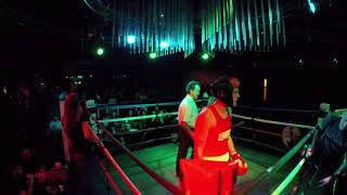 Ultra White Collar Boxing | Stafford | Nick Sandiford VS Stephen