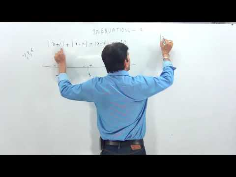 Inequation-1 How to solve modulus inequality concept & trick