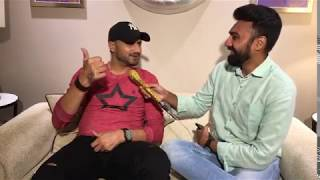 Exclusive: Harbhajan Singh Interview, 3rd T20