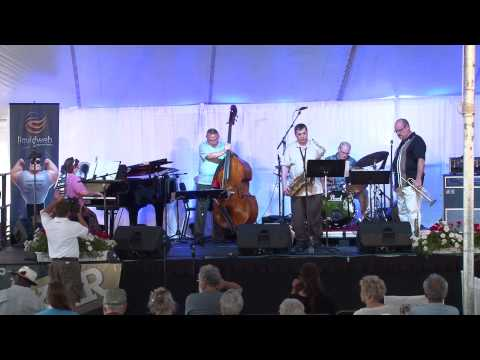 The Arlene McDaniel Quintet, Summer Solstice Jazz Festival 2013