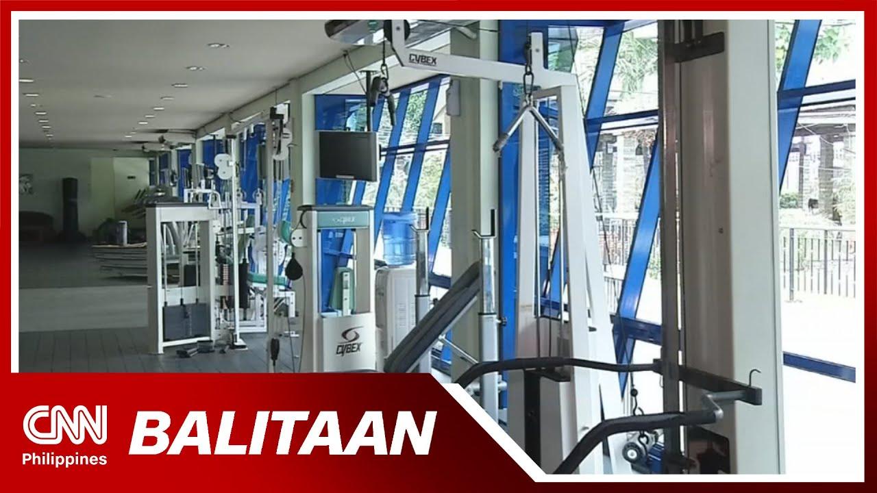 Mga gym at health club nais magbukas