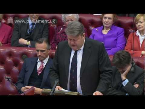 House of Lords Humble Address