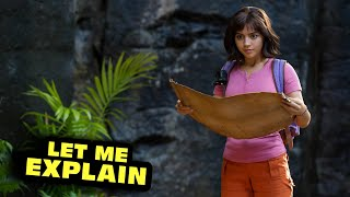 The Dora Movie - Let Me Explain