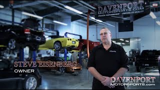 Davenport Motorsports - Calgary - Custom Performance Parts & Service : CANADA Supercharged Cars Car