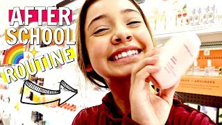My after school night Routine  2018 | What girls do after school! 👧‎️‍🌈