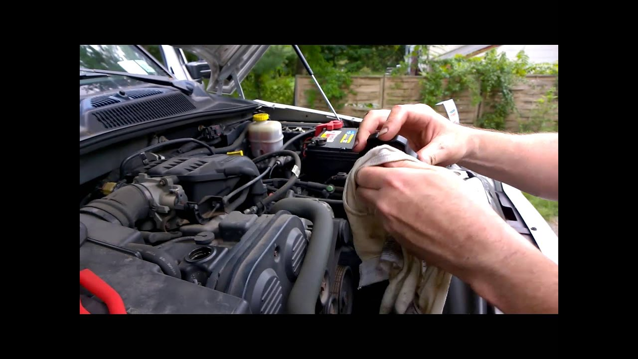 How to change oil on a 2002 jeep liberty