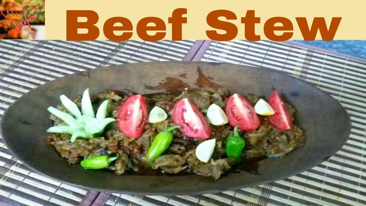 Beef Stew Recipe Restaurant Style Beef Stew Recipe In Urdu By Shaz Kitchen Youtube