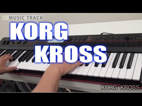 KORG KROSS Demo&Review [English Captions]