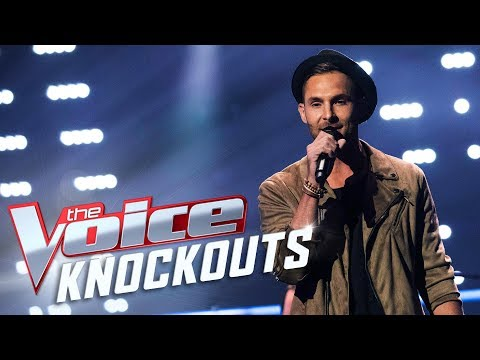 Russel Francis sings Shape of You | The Voice Australia 2017