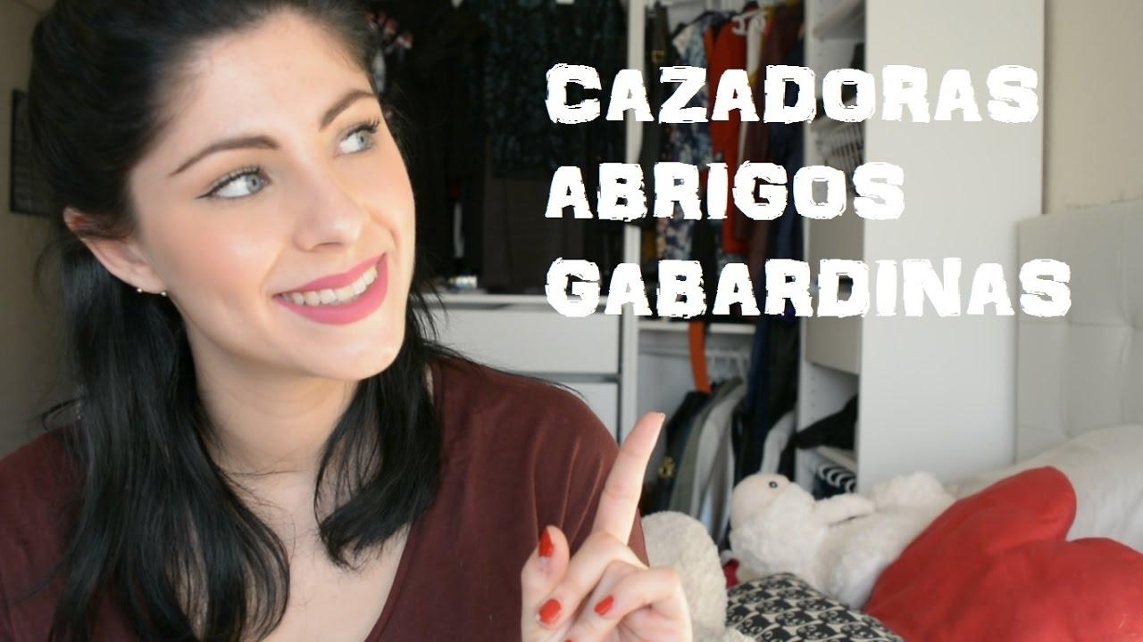 Otoño 2018 Cazadoras 2017 Moda Youtube Abrigos Invierno Tendencias Y CYq6xwt4