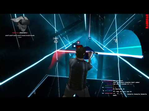 Beat Saber - Legend Darth Maul Style - When I left you, I was but the learner; now I am the master.