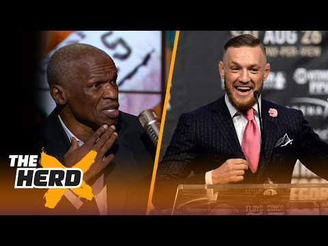 Thumbnail: Conor McGregor vs Floyd Mayweather: Mayweather Sr. says not to worry about son's age | THE HERD