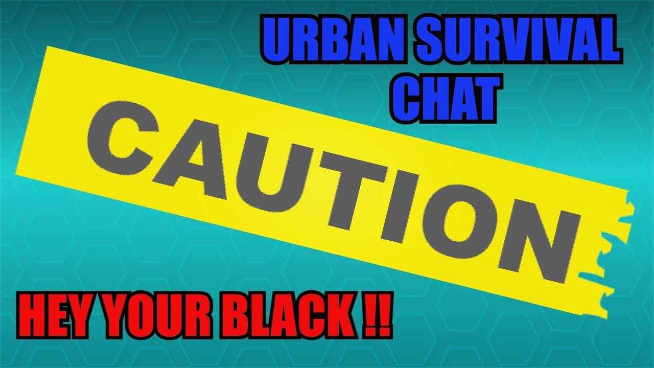 Black urban chat