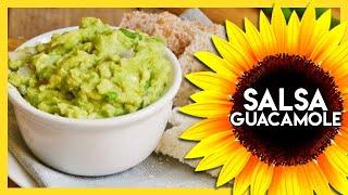 Salsa Guacamole - La ricetta per te - Ricetta vegana
