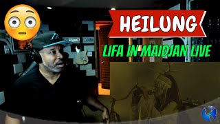 Heilung | LIFA   In Maidjan LIVE - Producer Reaction