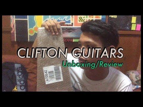 CLIFTON GUITARS (UKULELE) Unboxing And Review - LAZADA PH