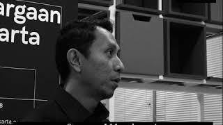 Stevanus J.  Manahampi, Ketua IAI Jakarta