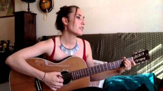 """Sister Rosetta Goes Before Us"" - Alison Krauss Cover by Emilie Bouchereau"