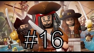 [PS3]LEGO Pirates Of The Caribbean. Прохождение #16 «Центр Лондона»