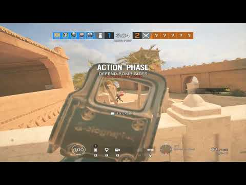 Provident Roaming In-game-Rainbow Six Siege