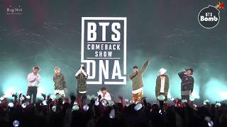 ENG SUB BANGTAN BOMB Behind The Stage Of MIC Drop BTS DNA COMEBACK SHOW BTS 방탄소년단