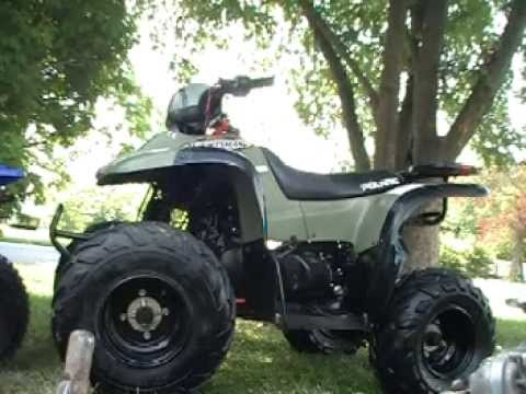 2002 Polaris Sportsman 90cc 2 stroke for sale $1500