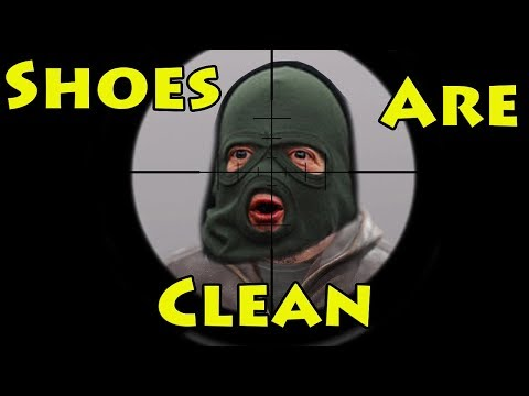 Shoes Are Clean? - Escape From Tarkov