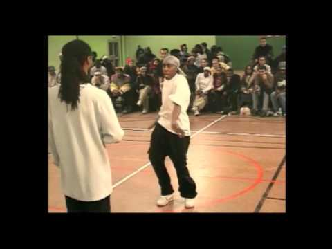 JUSTE DEBOUT 2002 - HIPHOP, HOUSE (chronicle)