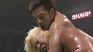 Pro Wrestling NOAH tag team match - 2006.10.13 KENTA &斎藤彰俊VS高...