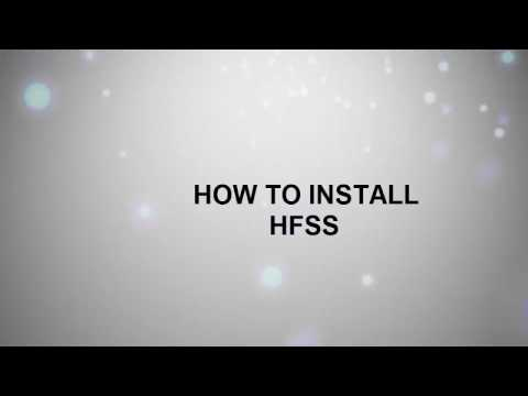 HOW TO INSTALL HFSS VERY EASILY||intrepid Geeks