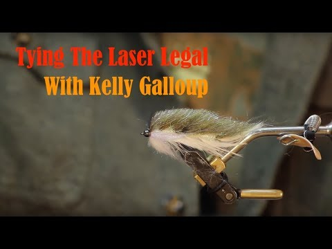 Tying the Laser Legal with Kelly Galloup