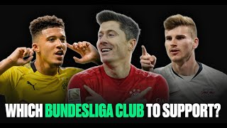 Which Bundesliga Club Should You Support? | B/R Football Ranks
