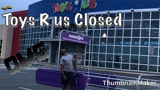 How Toys R Us Almost Killed Me