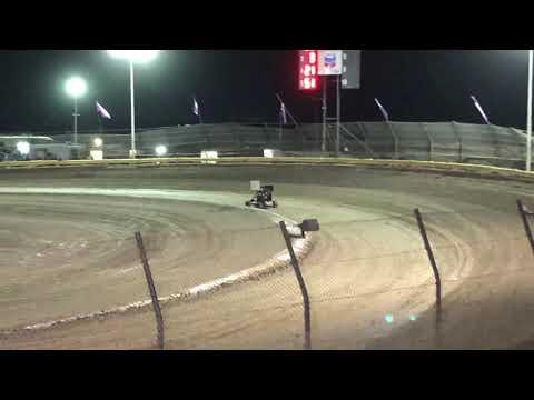 Lemoore Raceway Cal Cup Jr Sprint Qualifying 10/12/18- Cash