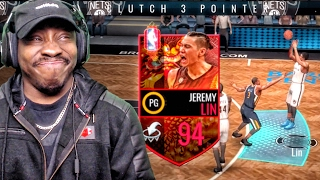 94 ULTIMATE MASTER JEREMY LIN IS A CHEAT CODE! NBA Live Mobile 16 Gameplay Ep. 71