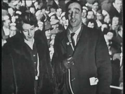 Scotland First Hogmanay Broadcast by STV 31st Dececember 1957
