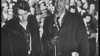 Scotland First Hogmanay Broadcast by STV 31st Dececember 1957