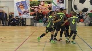 Лучшие моменты матчей. Futsal. Мини-футбол # 6.