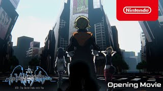 NEO: The World Ends with You - Opening Movie – Nintendo Switch