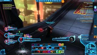 SWTOR The Red Reaper Flash Point(Unedited)