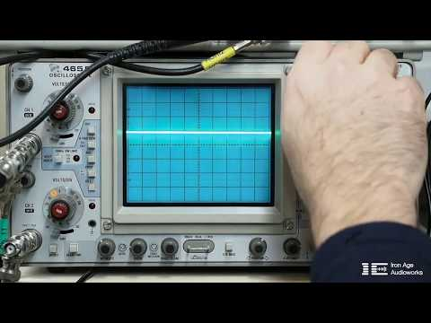 Using Oscillosopes And Testing Op Amps