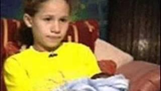بنت عمرها 11 سنة اصبحت اصغر ام فى مصر