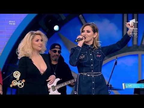 """Lidia Buble cântă """"Inima nu vrea"""" în stil manea / provocare la Neatza"""