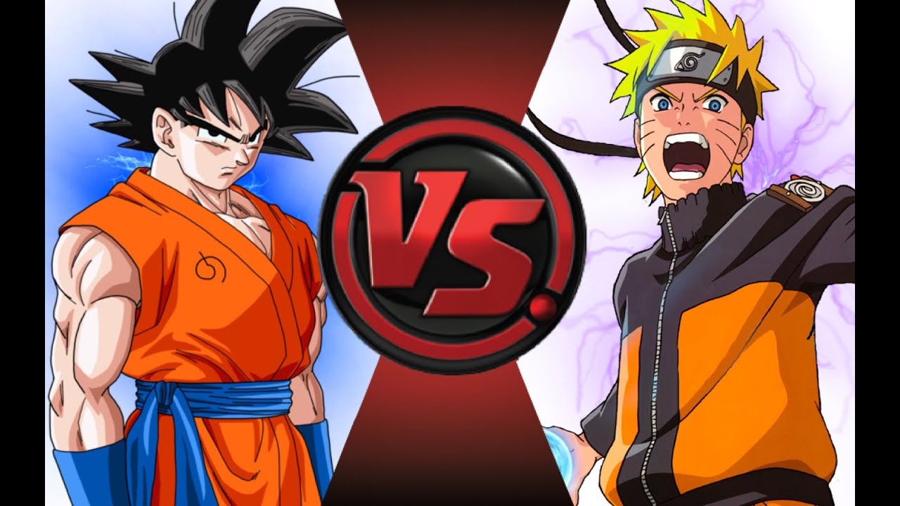 naruto Goku vs