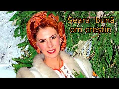 Ionela Morutan - Sara buna om crestin - Colinde traditionale romanesti