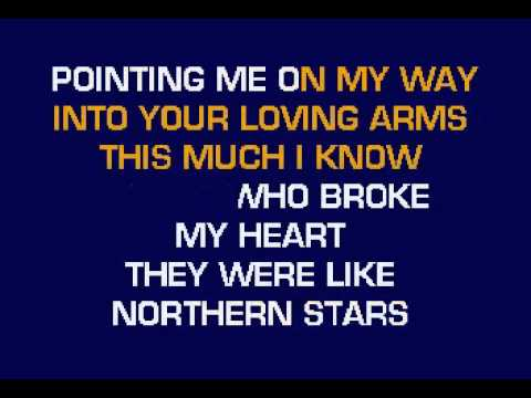 Karaoke   Bless The Broken Road   YouTube